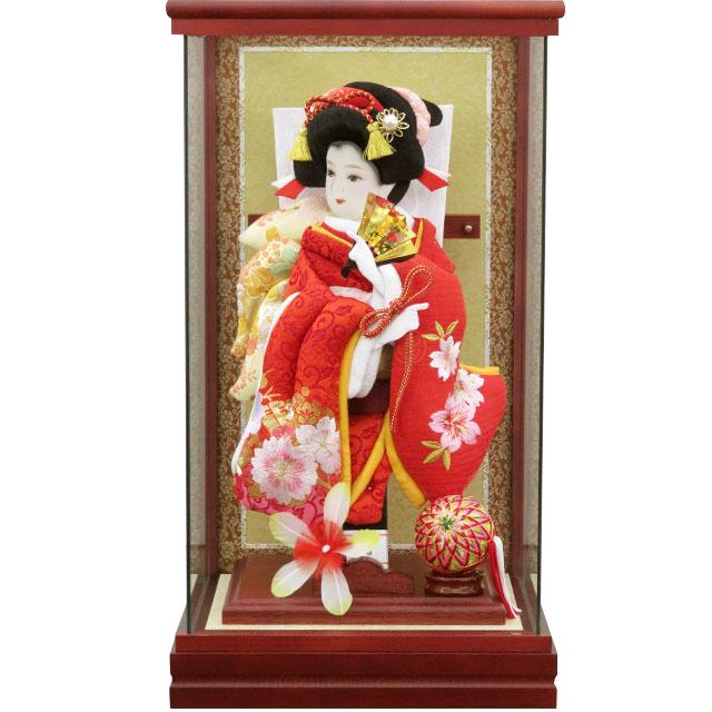 G10号 刺繍桜赤