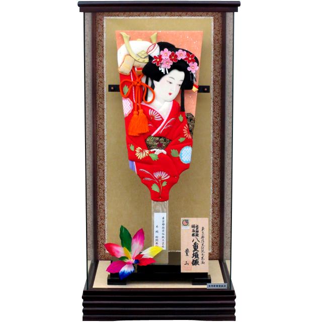 むさしや豊山 G16号 本絹 八重垣姫