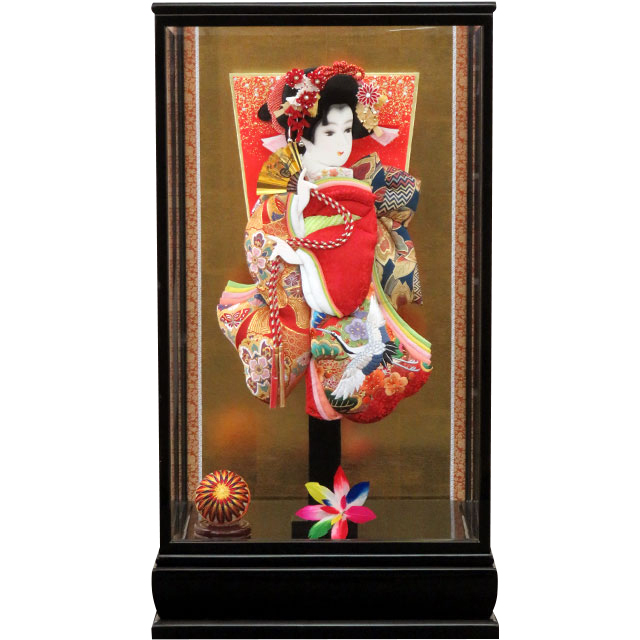 新清春23号 F金彩刺繍