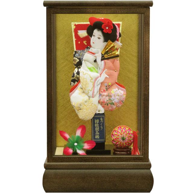優8号 福寿 金彩刺繍