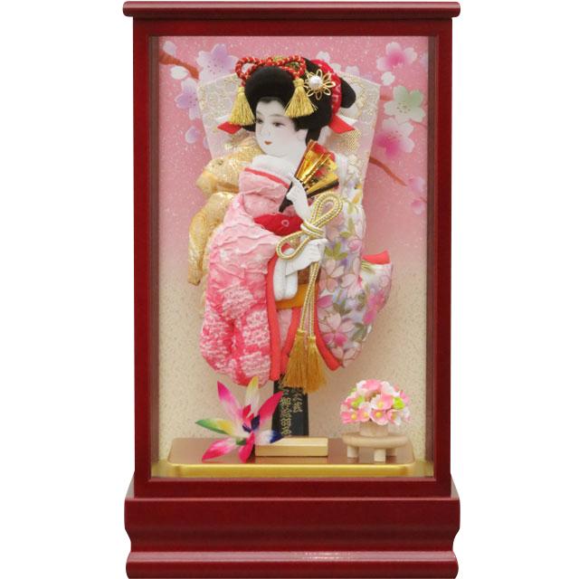紅桜8号 振袖詩音 ピンク有松