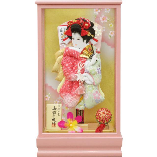 桃春10号 華流水鹿の子 有松ピンク うぐいす
