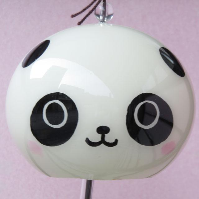 小丸 風鈴 パンダ