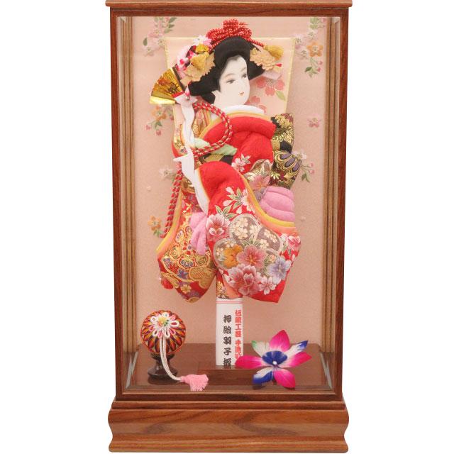 あけぼの18号 雅金彩刺繡片袖
