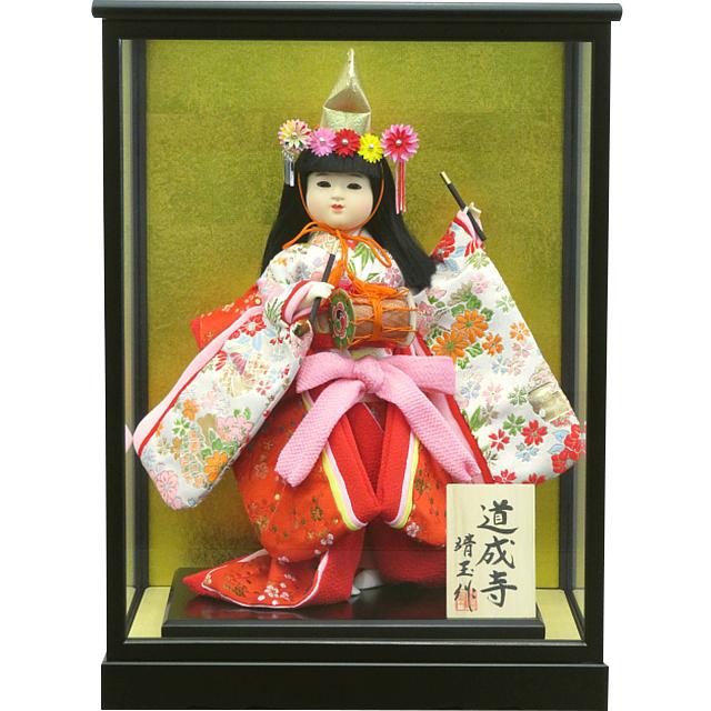 舞踊人形 6号 道成寺