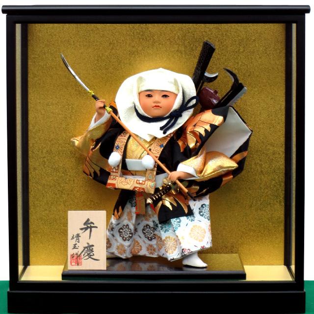 6号 武者人形 弁慶