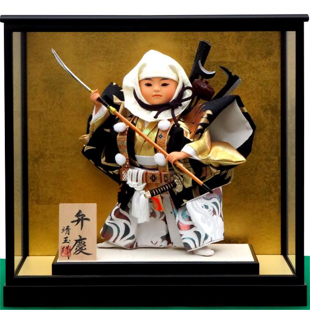 7号 武者人形 弁慶