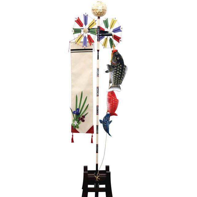 鯉のぼり旗飾り つばさ 30号