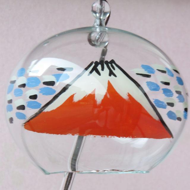 小丸 風鈴 赤富士